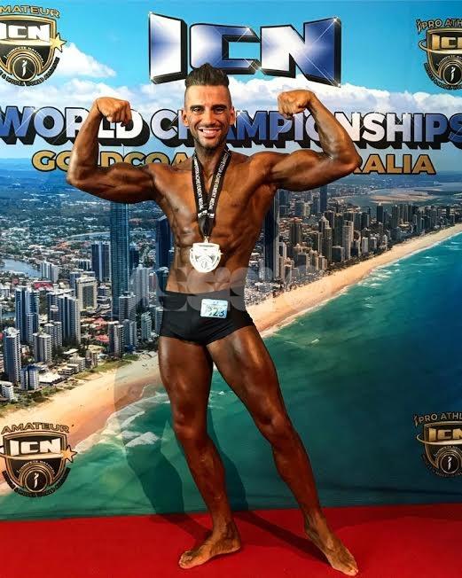 Luca 'FitBro' Broccatelli quinto Natural Fitness Model al mondo - AssisiNews