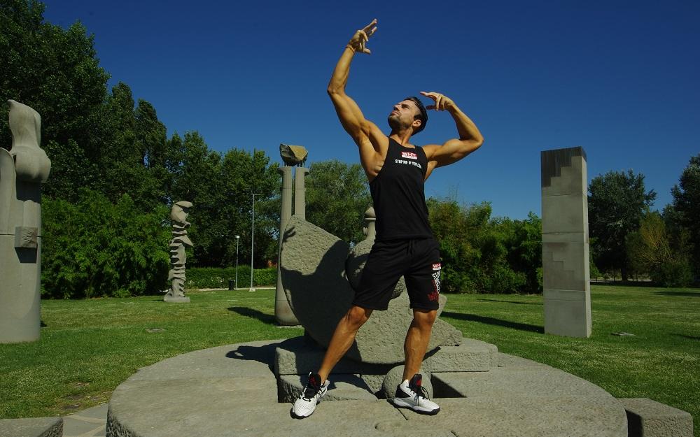 Intervista a Luca Brocatelli, Pro fitness model | WHYsport - Blog