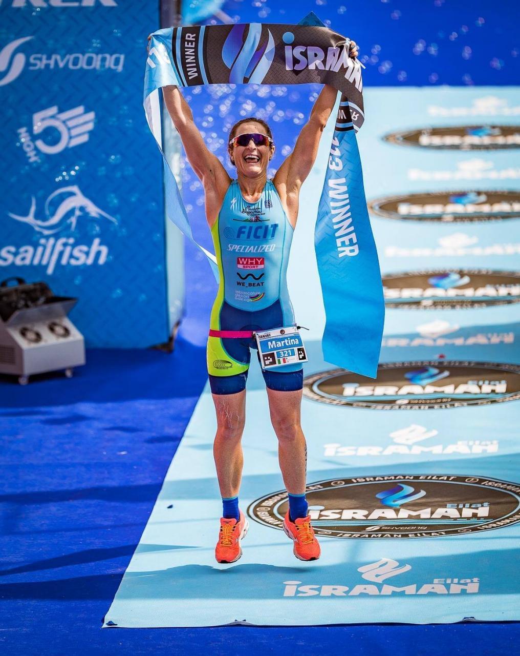Martina-Dogana - Imola Triathlon