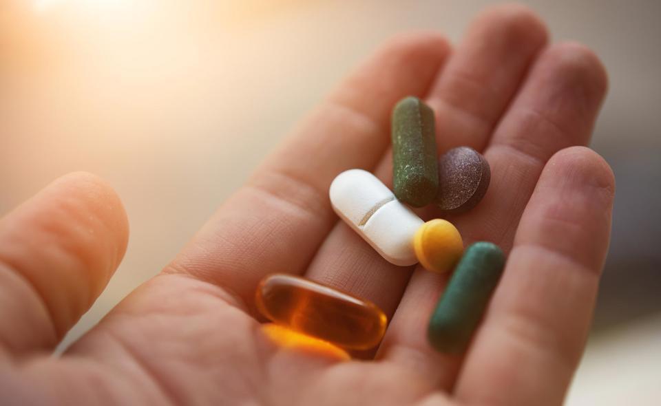 Витамины для велосипедистов: какие и в каком количестве нужно есть - bikeandme.com.ua