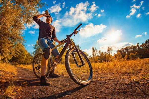 Спортивное питание для велосипедистов: топ лучших добавок | Prime Kraft