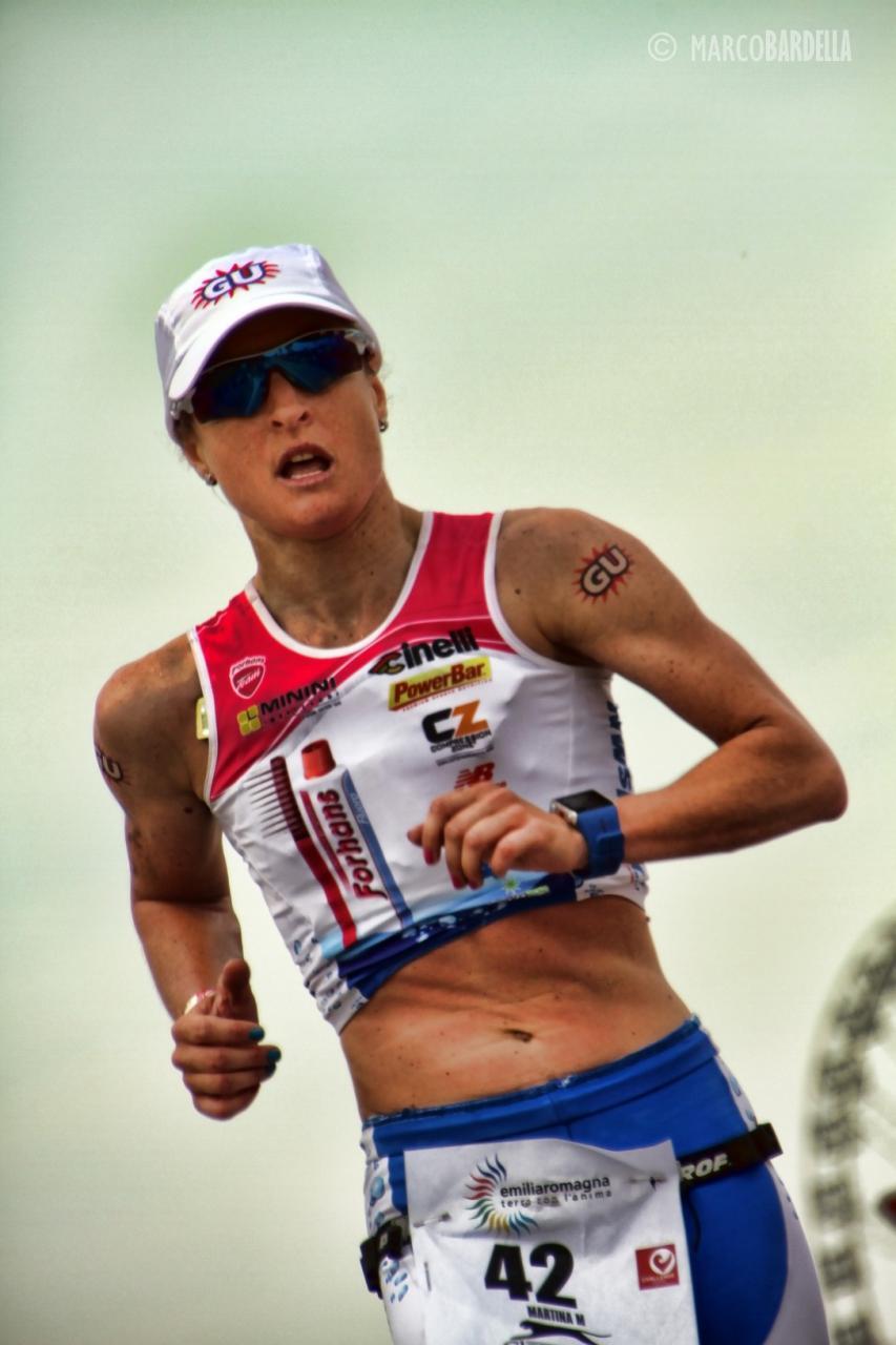 """Martina Dogana: """"Il triathlon? E' uno stile di vita…"""" – il blog di Antonio Ruzzo"""